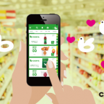買い物が楽しくなるアプリ