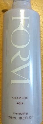 FORM shampoo